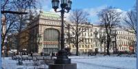 В Петербурге ожидается метель, усиление ветра и гололедица