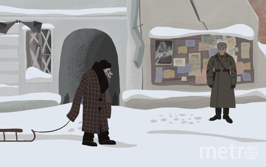 Кадры из мультфильмов. Фото предоставлено героем материала