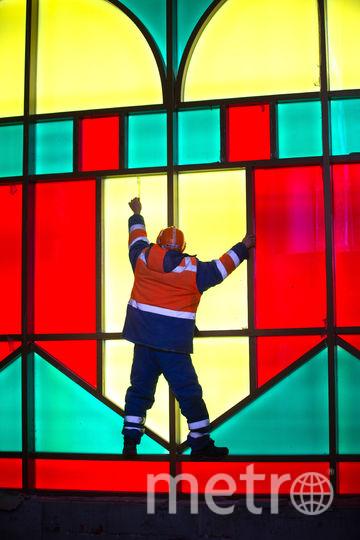 """Как в Москве строят крупнейший в Европе парк развлечений """"Остров мечты"""". Фото Василий Кузьмичёнок"""