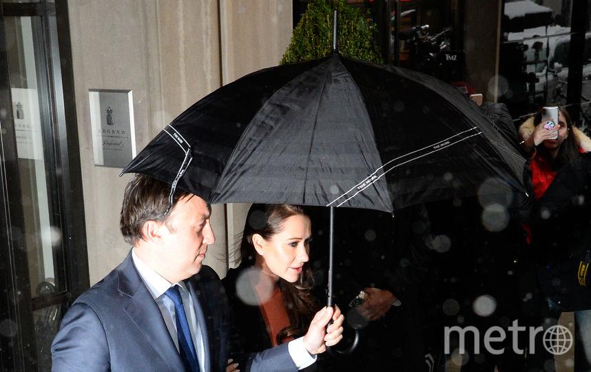 Гости вечеринки Меган Маркл в Нью-Йорке. Джессика Малруни. Фото Getty