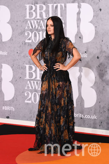 The Brit Awards-2019. Лили Аллен. Фото Getty