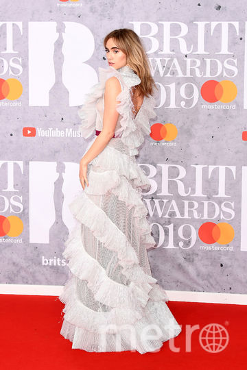 The Brit Awards-2019. Сьюки Уотерхаус. Фото Getty