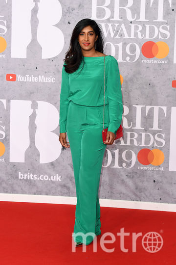 The Brit Awards-2019. Фото Getty