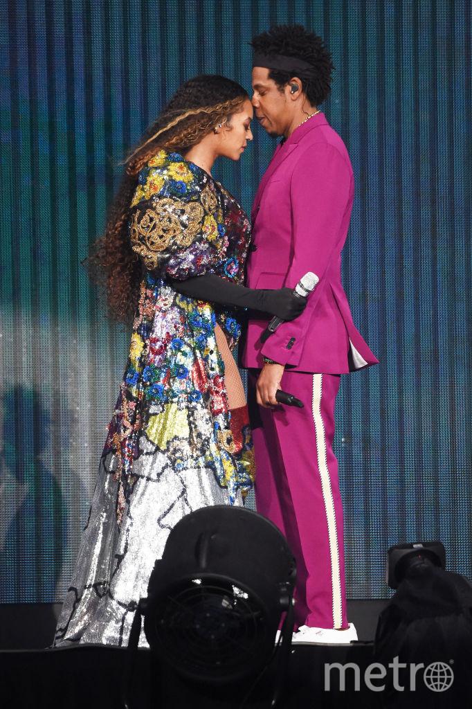 Бейонсе и Джей-Зи. Фото Getty