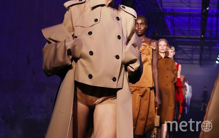 Неделя моды в Милане. Осень-зима-2019/20. N.21. Фото Getty