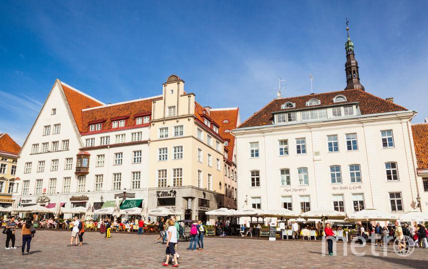 Политика Эстонии в области гражданства неоднократно подвергалась критике со стороны ОБСЕ, Совета Европы, ООН, международных правозащитных организаций, властей России. Фото Getty