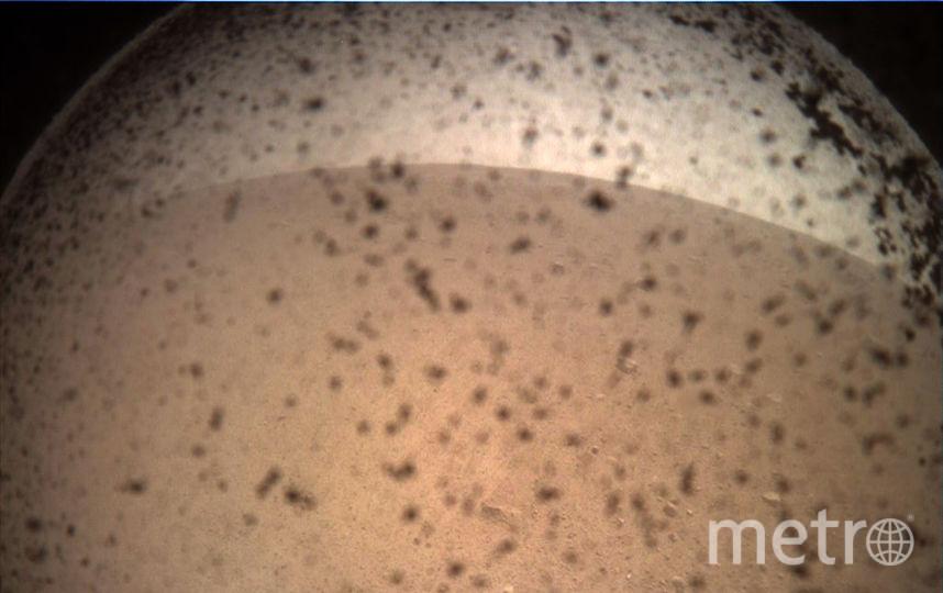 Первое фото с Марса. Фото Getty