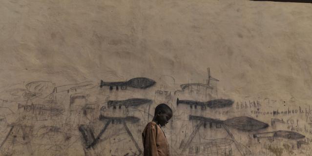 Мальчик альмахири. Автор – Марко Гуалаццини/Contrasto.