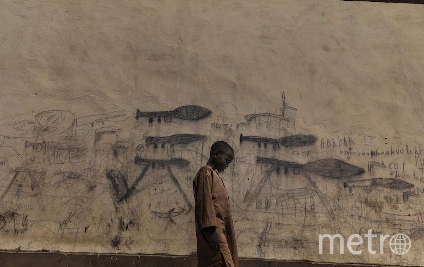 Мальчик альмахири. Автор – Марко Гуалаццини/Contrasto. Фото Contrasto
