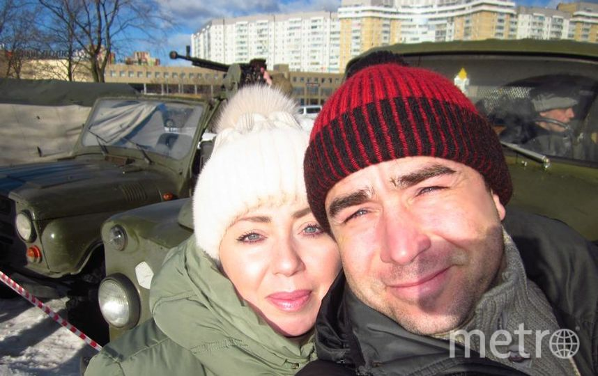 "Петрова Анжелика. Фото ""Metro"""