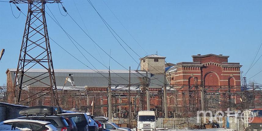 Дореволюционной электростанции вернут исторический вид в Петербурге