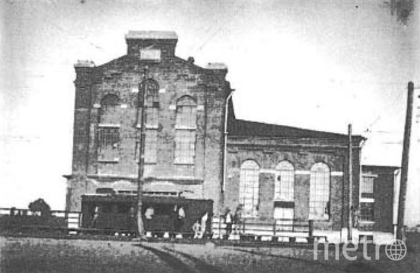 """1925 год. Фото Фото предоставлено КГИОП., """"Metro"""""""