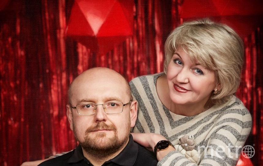 Ольга и Андрей. Фото Ольга Хвастунова