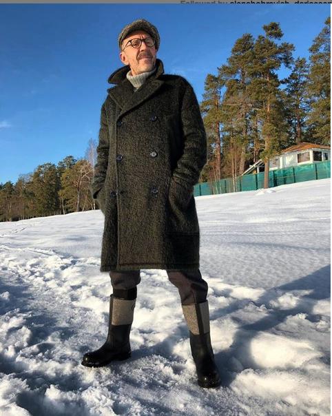 """Шнуров сразу после развода женился. Супругу он изредка показывает в Сети. Фото https://www.instagram.com/shnurovs/, """"Metro"""""""