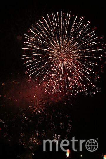 Праздничные залпы прогремят в столичном небе 23 февраля в 21:00. Фото Pixabay