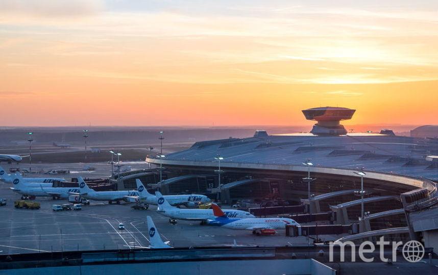 Аэропорт Внуково. Фото Getty