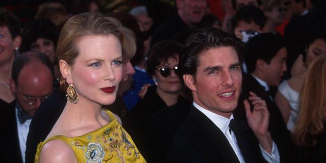 Николь Кидман в 1997 году в платье от Dior за 2 миллиона долларов.