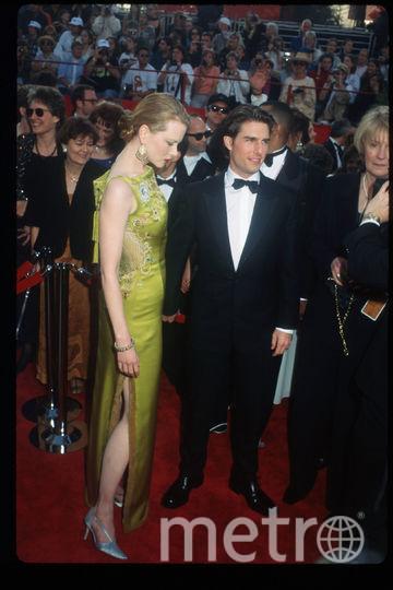Николь Кидман в 1997 году в платье от Dior за 2 миллиона долларов. Фото Getty