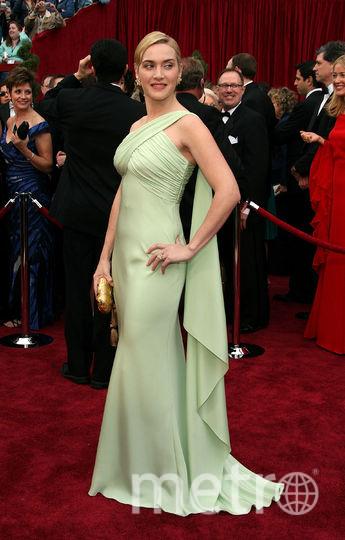 Кейт Уинслет в платье от Valentinoза 100 тысяч долларов в 2007 году. Фото Getty