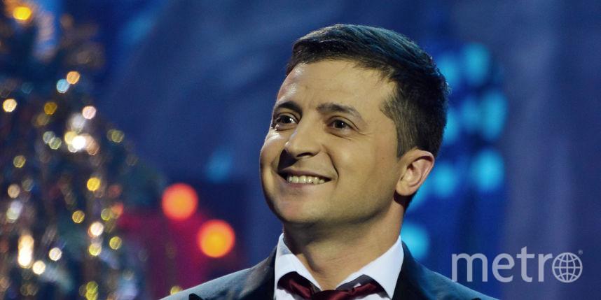 Комик Зеленский возглавил президентский рейтинг Украины