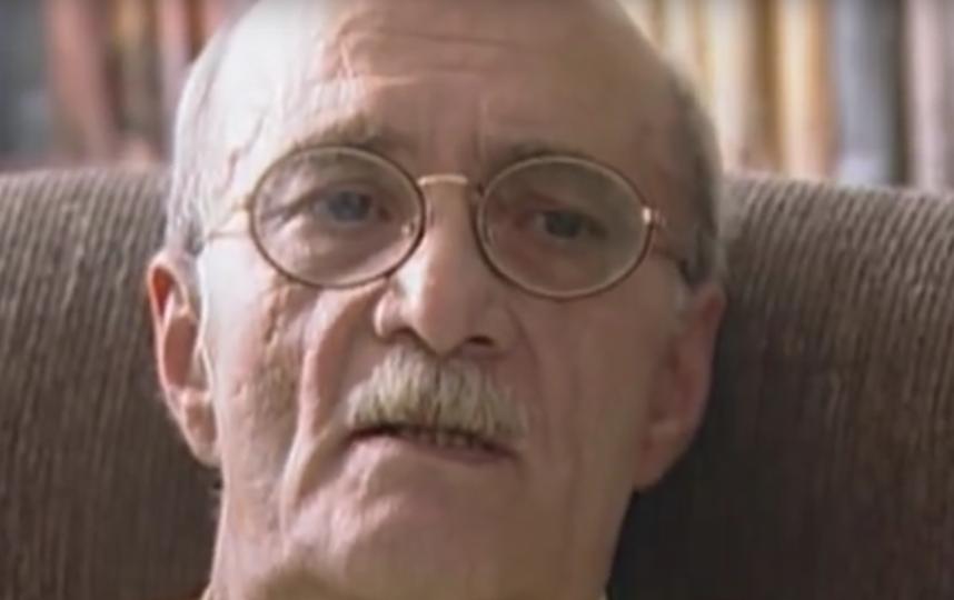 Георгий Данелия, кадры из передачи Первого канала. Фото Все - скриншот YouTube