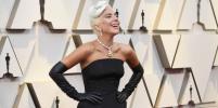 Леди Гага появилась на премии