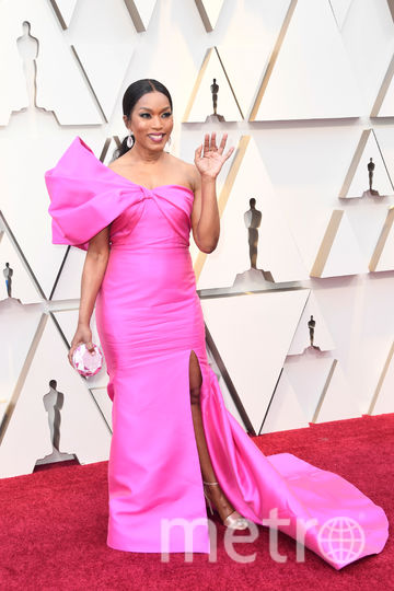 """""""Оскар"""" в розовом: Самые нежные наряды звёзд на кинопремии. Фото Getty"""