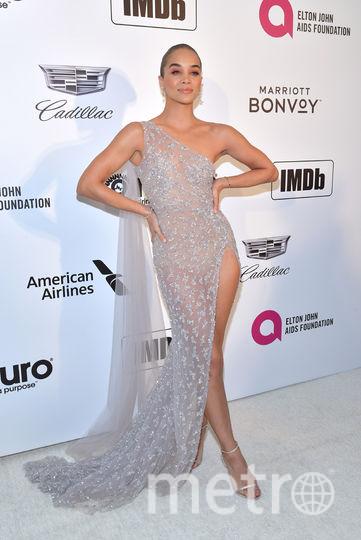 Актриса Жасмин Сандерс. Фото AFP