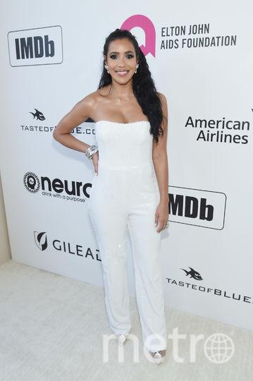 Доминиканская актриса и телеведущая Юлисса Бермудез. Фото AFP