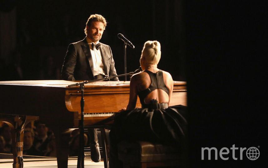 Леди Гага и Брэдли Купер покорили зрителей кинопремии. Фото Getty
