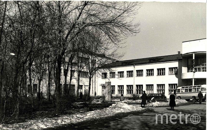 """Так клуб выглядел в советское время. Фото предоставлено пресс-службой Мосгорнаследия, """"Metro"""""""