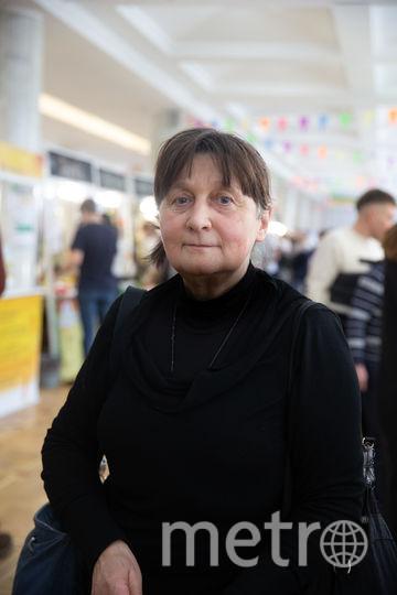 Ирина Михайловна. Фото Василий Кузьмичёнок