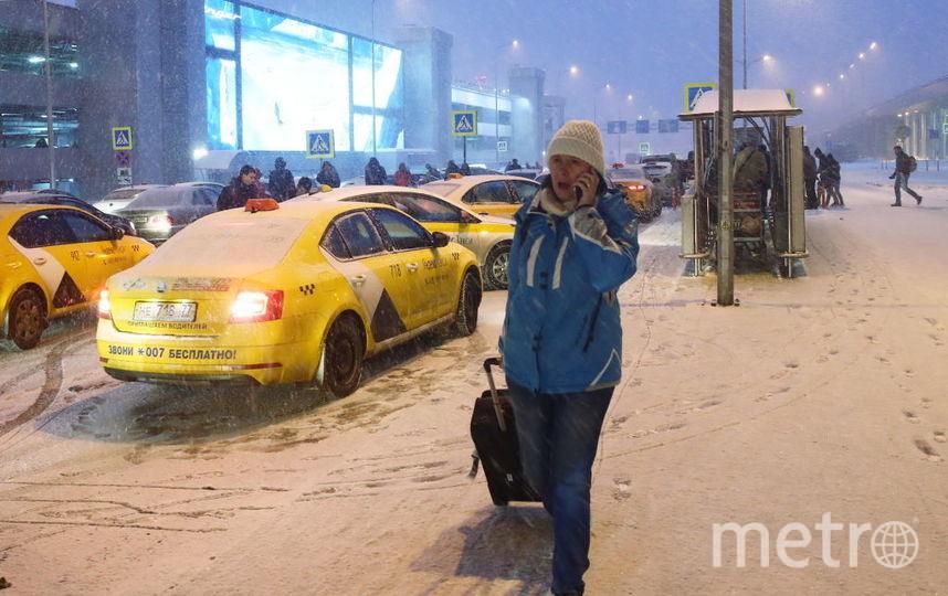 Водитель такси пытался обократь студентку из Китая. Фото Getty