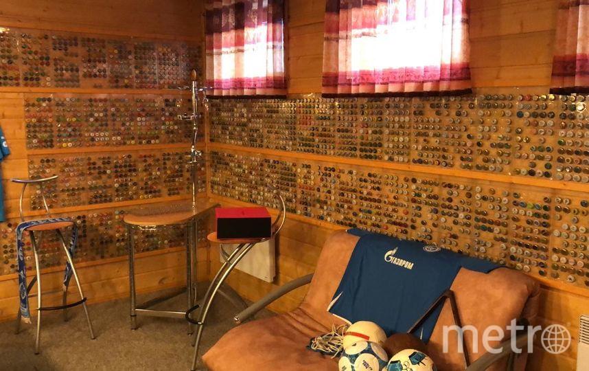 Коллекцию пробок Сергей собирал в течение 36 лет. Она размещена в комнате общей площадью около 30 кв. метров. Фото предоставлено героем публикации
