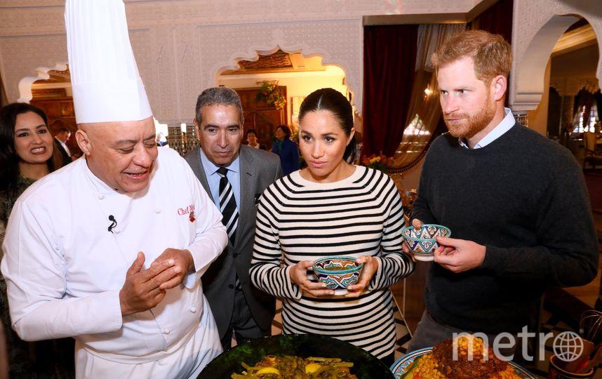 Шеф-повар устроил настоящий пир для гостей. Фото Getty