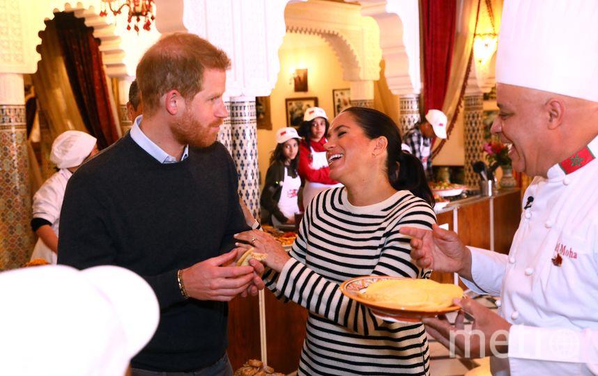 Блинчики оценил принц Гарри. Фото Getty