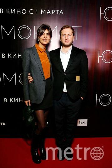 Надежда Оболенцева и Резо Гигинеишвили. Фото Предоставлено организаторами мероприятия.