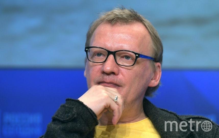 Актёр Алексей Серебряков. Фото РИА Новости