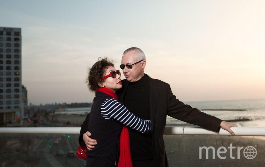 Божена Рынска и Игорь Малашенко. Фото www.facebook.com/bozhena.rynska