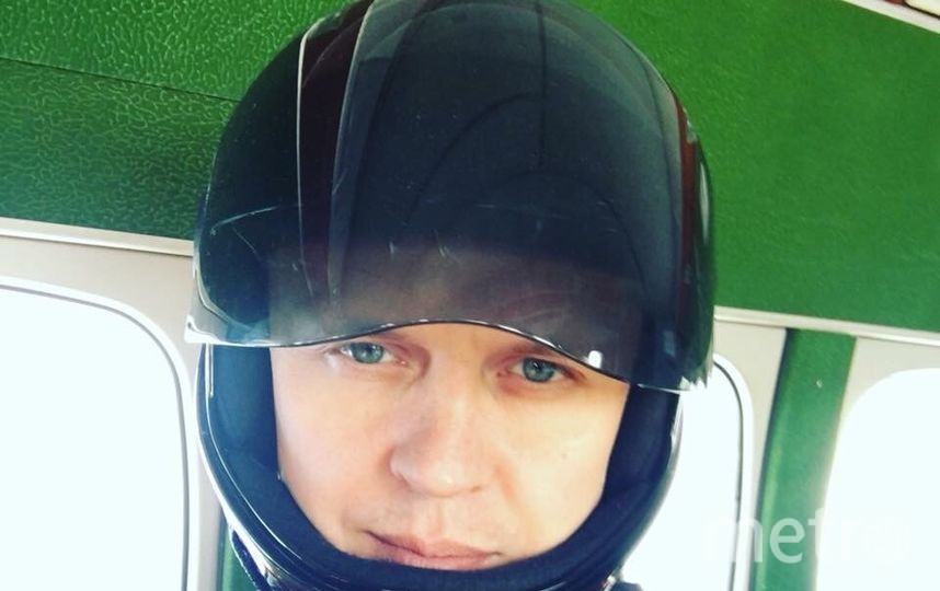 Алексей Тихонов. Фото предоставил Алексей Тихонов