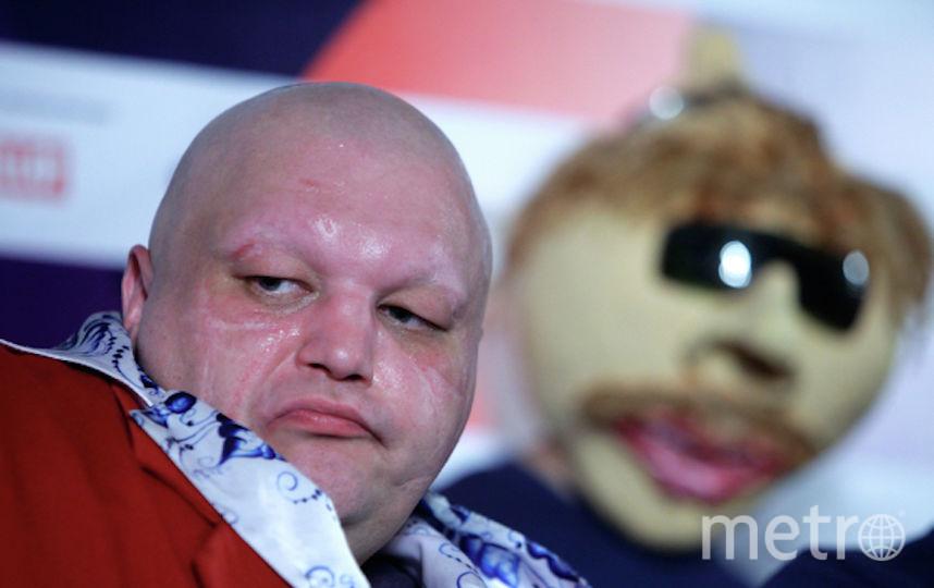Актёр и шоумен Стас Барецкий. Фото РИА Новости