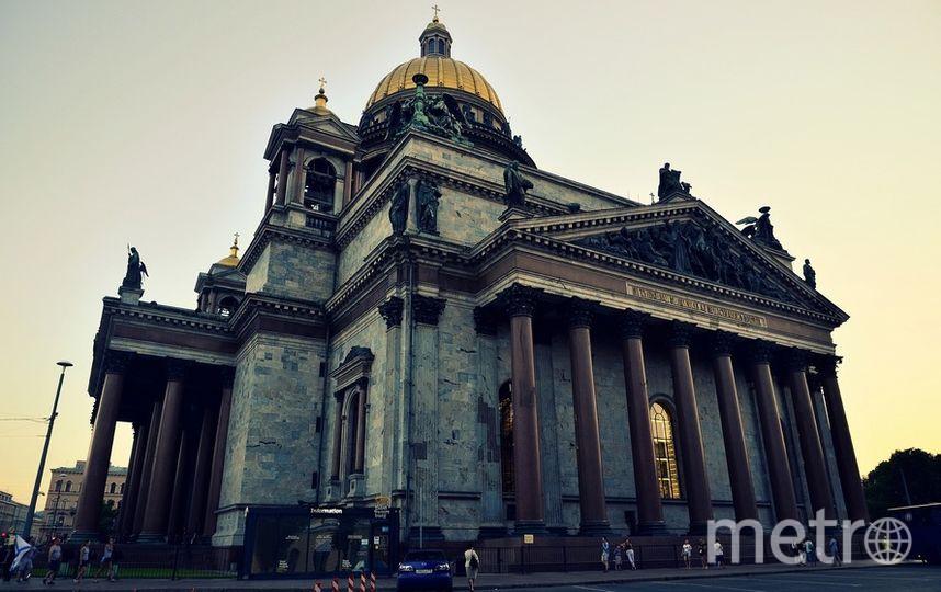 Исаакиевский собор. Фото Pixabay.com