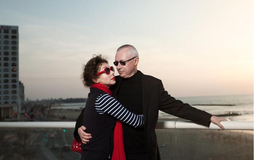 Божена Рынска и Игорь Малашенко. Фото https://www.facebook.com/bozhena.rynska