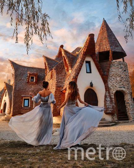 Полина и её проект. Фото предоставила Полина Чех