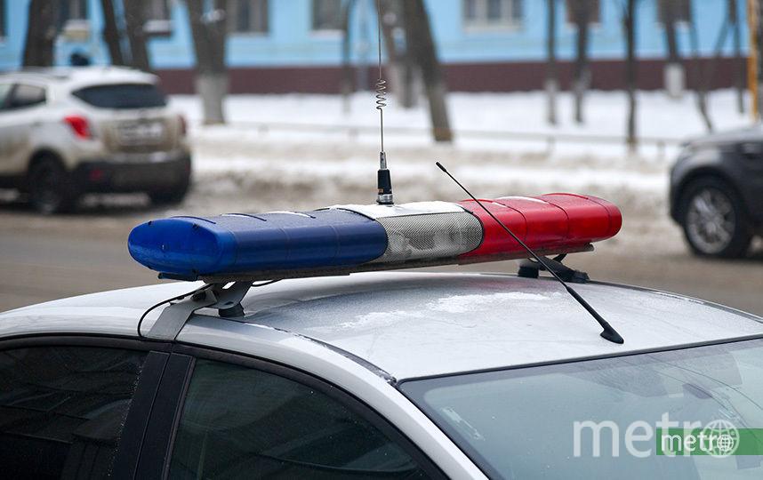 Таксист нанёс ножевое ранение мужчине на юге Москвы и скрылся. Фото Василий Кузьмичёнок