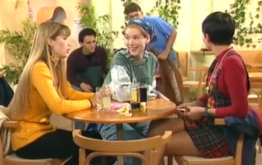 """Кадр из сериала """"Элен и ребята"""". Фото Скриншот youtube.com/watch?v=m4gIKbQQyRw"""