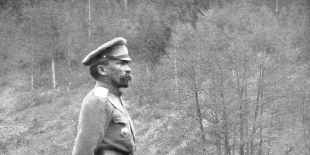 Лавр Корнилов.