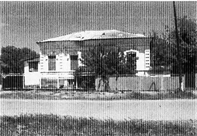 Дом, в котором вырос Иван Сорокин.