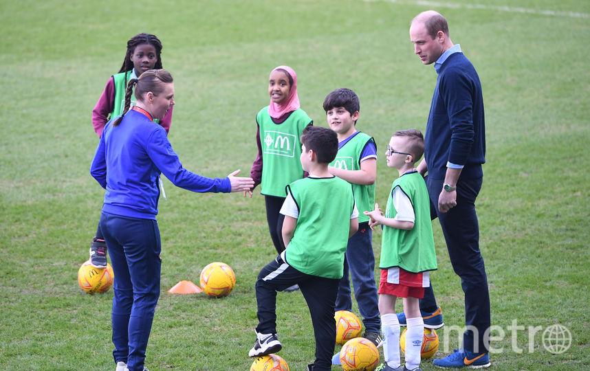 Герцог и герцогиня Кембриджские прибыли с неожиданным визитом в Северную Ирландию. Фото AFP