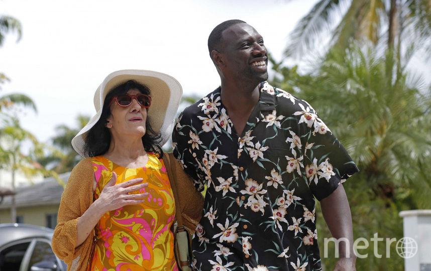 """Кадр из фильма """"Шутки в сторону 2: Миссия в Майами"""". Фото """"Экспонента"""""""